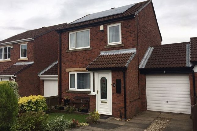 Thumbnail Property for sale in Hickstead Close, Wallsend