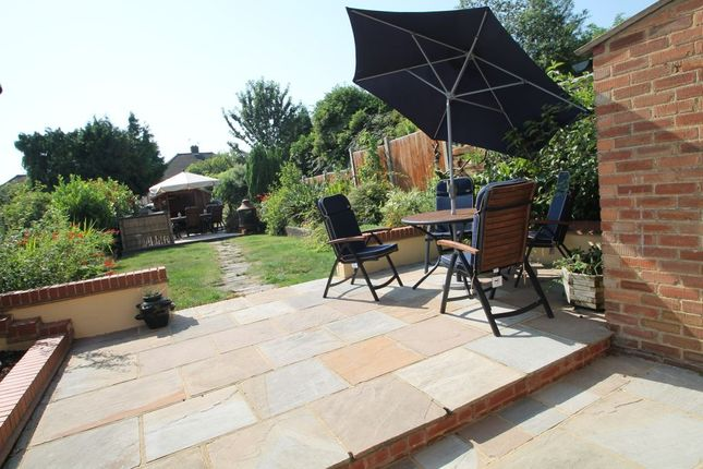 Garden At Back of Chapter Road, Strood, Rochester ME2