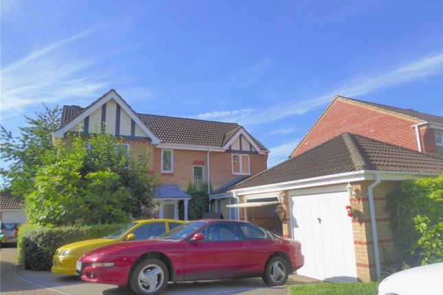 Thumbnail Detached house for sale in Priory Way, Langstone, Newport, Newport