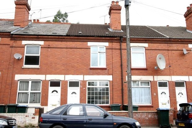 Thumbnail Property to rent in Britannia St, Stoke, Coventry