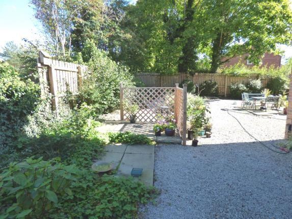 Garden of Marsh Way, Penwortham, Preston, Lancashire PR1