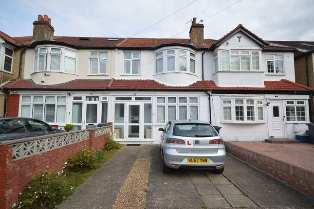3 bed terraced house to rent in Ladywood Road, Tolworth, Surrey. KT6