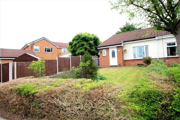 Thumbnail Bungalow to rent in The Cedars, Chorley