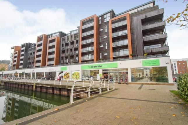 Thumbnail Flat for sale in Newfoundland Way, Portishead, Bristol