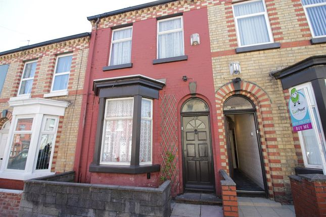 Ludwig Road, Anfield, Liverpool L4