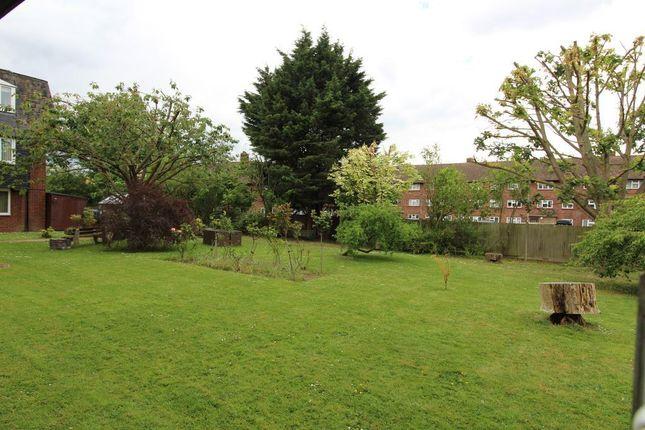 Communal Gardens of William Nash Court, Brantwood Way, Orpington, Kent BR5