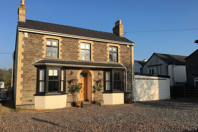 Thumbnail Detached house for sale in Pandy, Abergavenny
