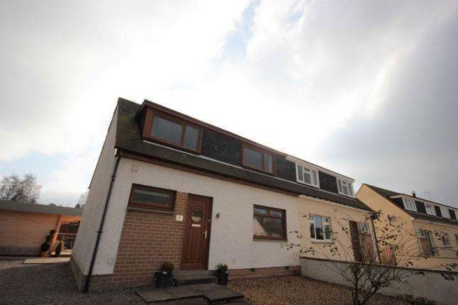 Thumbnail Semi-detached house for sale in Ladywood Drive, Aboyne