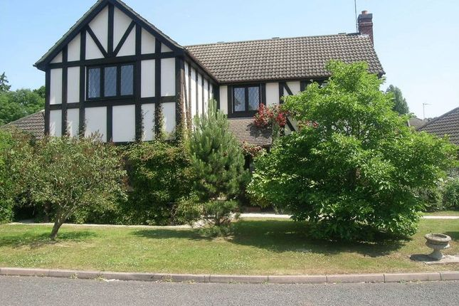 Thumbnail Detached house to rent in Hammond End, Farnham Common, Slough