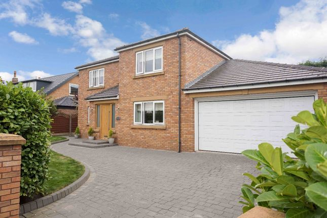 Thumbnail Detached house for sale in Carr Lane, Hambleton, Poulton-Le-Fylde