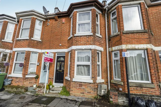 Terraced house for sale in Queens Road, Upper Shirley, Southampton