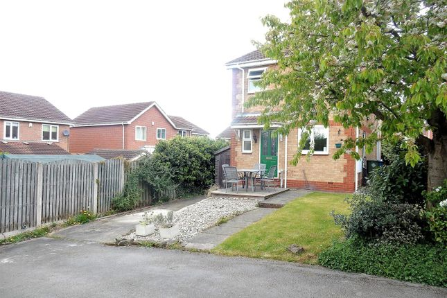 Thumbnail Detached house for sale in Beaufort Way, Worksop