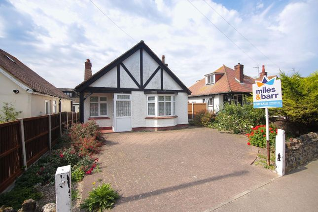 3 bed detached bungalow for sale in Millmead Road, Margate