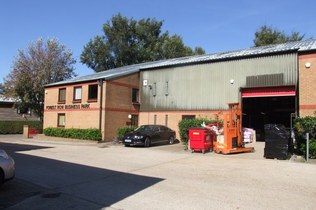 Thumbnail Light industrial to let in Station Road, Forest Row