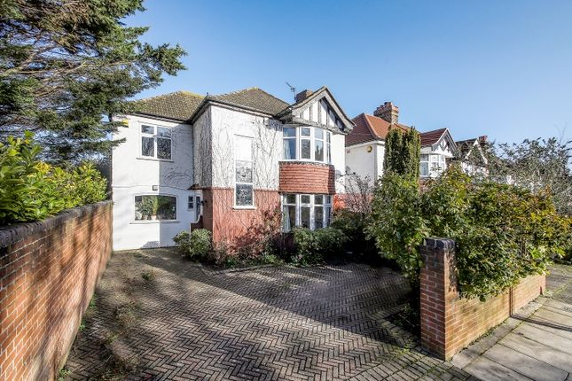 Thumbnail Detached house for sale in Canberra Road, London