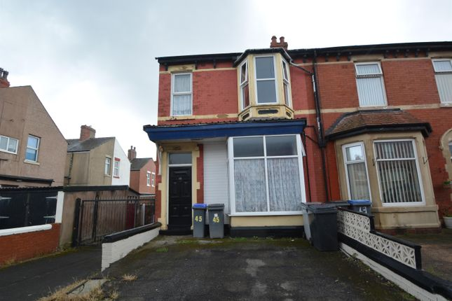 Clevedon Road, Blackpool FY1