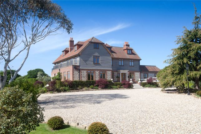 Thumbnail Detached house for sale in Prinsted Lane, Prinsted, Emsworth, Hampshire