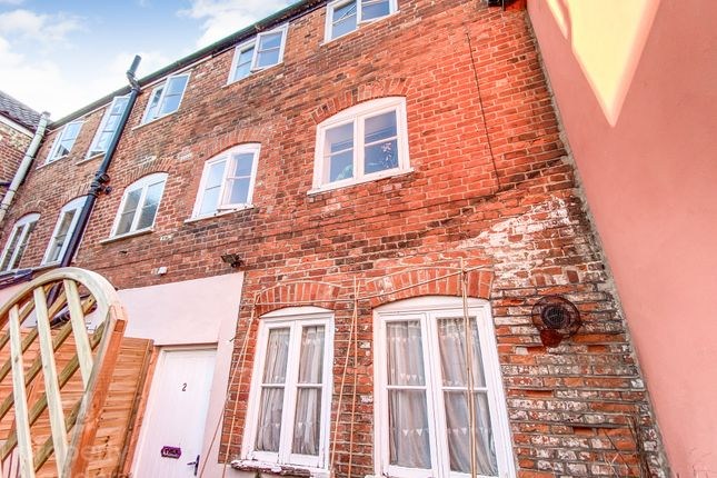 Thumbnail Terraced house for sale in St. Augustines Street, Norwich