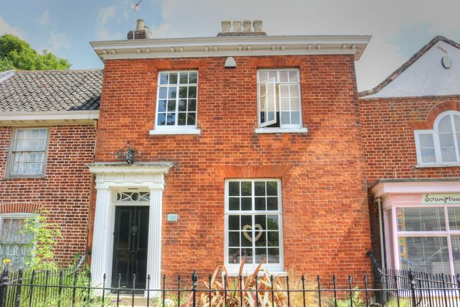 Thumbnail Town house for sale in High Street, Coltishall