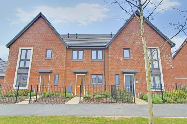 2 bed terraced house to rent in Maine Street, Houlton, Rugby CV23