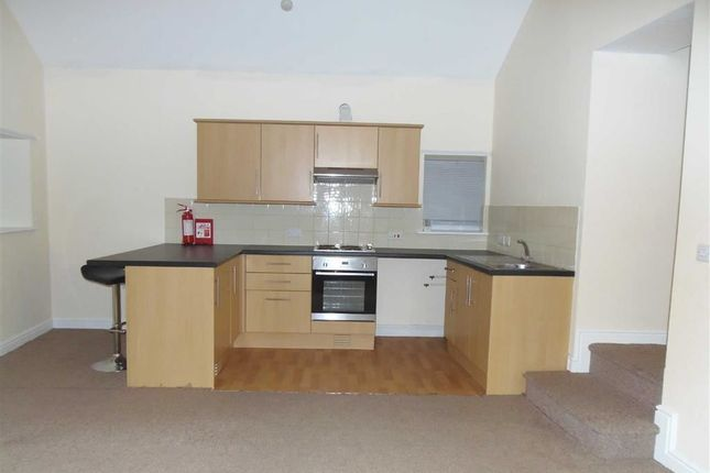 Thumbnail Flat to rent in Flat 5, 17 - 19, Penrallt Street, Machynlleth, Powys