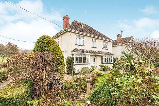 Thumbnail Detached house for sale in Wrington Road, Congresbury, Bristol