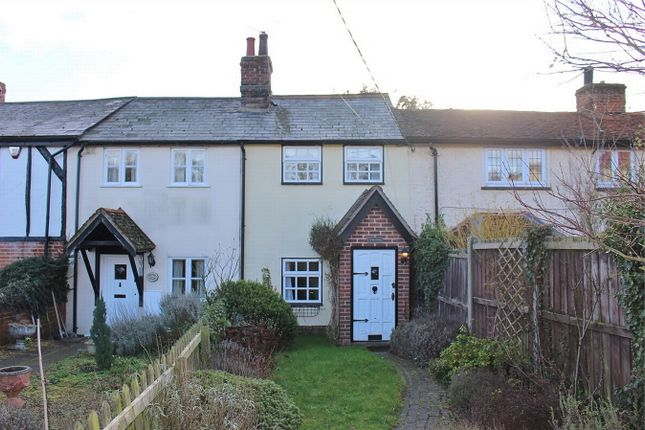 Thumbnail Terraced house for sale in Colchester Road, White Colne, Essex