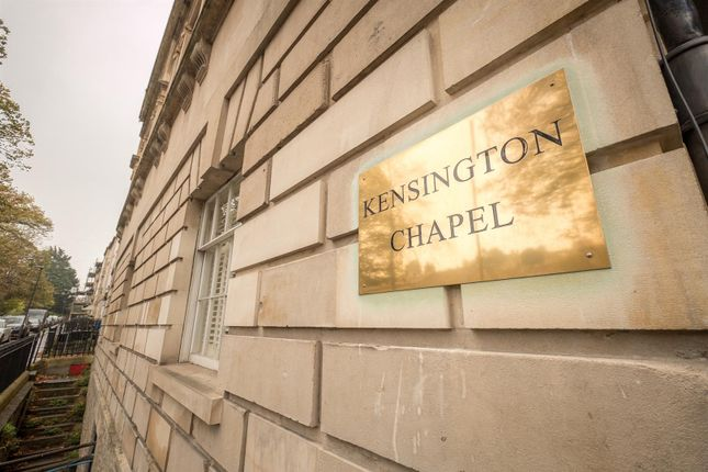 Thumbnail Flat to rent in Kensington Chapel, Bath