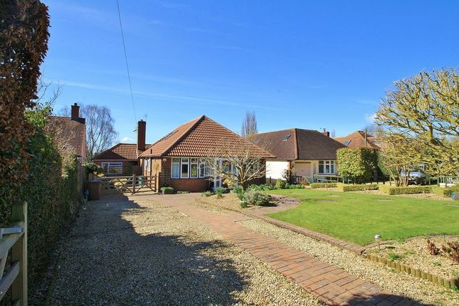 4 bed detached bungalow for sale in High Road, Brightwell-Cum-Sotwell, Wallingford
