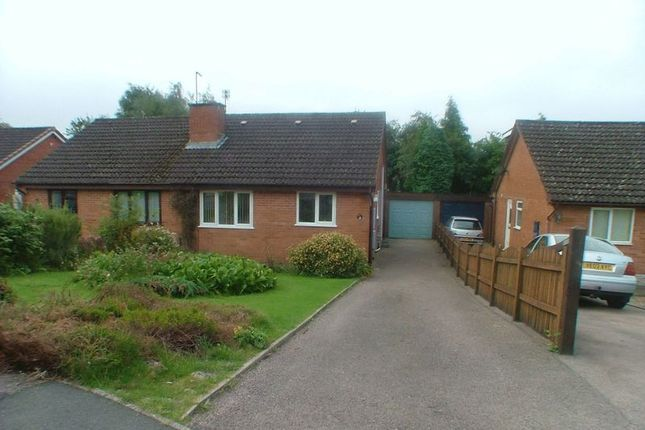 Thumbnail Bungalow to rent in Lark Rise, Coleford
