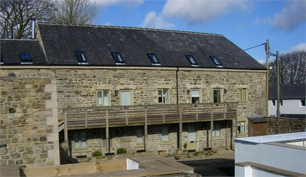 Thumbnail Maisonette for sale in Magnis, The Gap, Gilsland