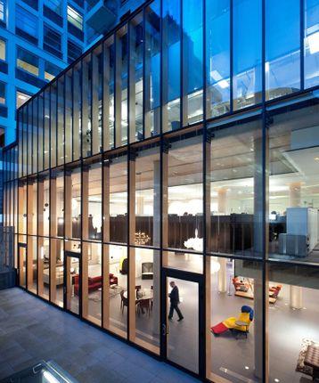 Thumbnail Office for sale in Leonard Street, London