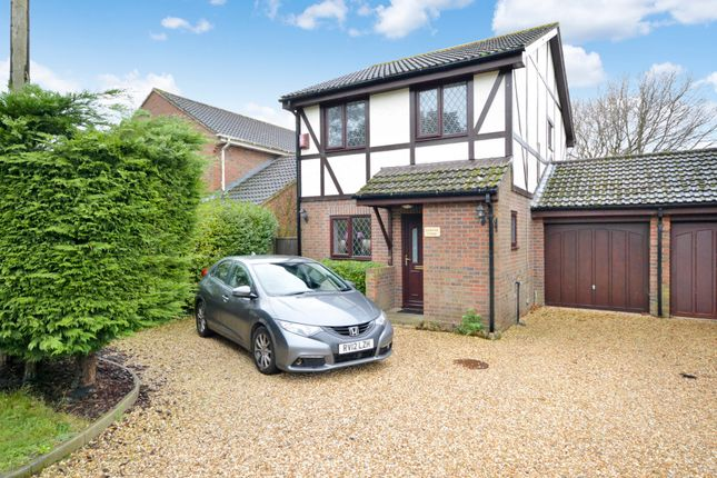 3 bed detached house for sale in Lower Ashley Road, Ashley, New Milton