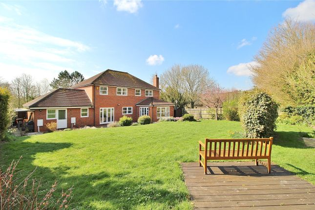 Rear Of Property of Fox Lea, Findon Village, Worthing, West Sussex BN14