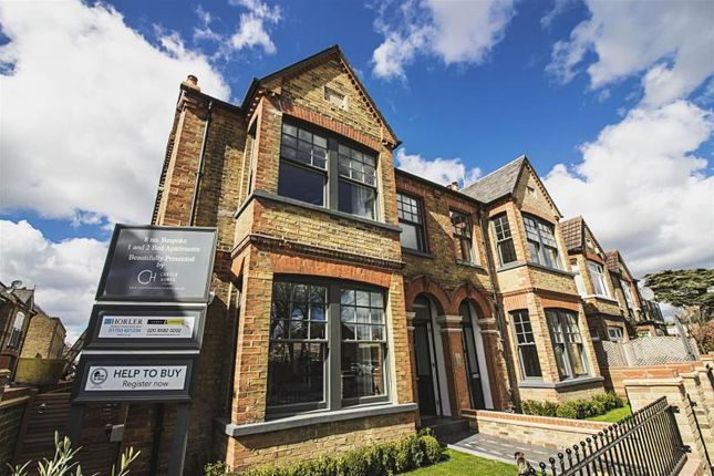Thumbnail Maisonette for sale in St. Leonards Road, Windsor