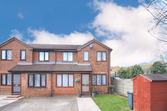 2 bed semi-detached house for sale in Jessop Avenue, Norwood Green UB2