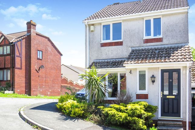 Thumbnail Link-detached house for sale in Holman Way, Woodlands, Ivybridge