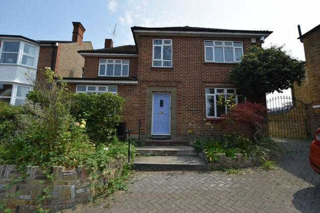 Thumbnail Terraced house for sale in Wrotham Road, Gravesend