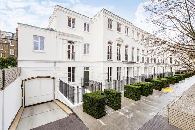 Thumbnail Detached house for sale in Hamilton Drive, St Johns Wood, London