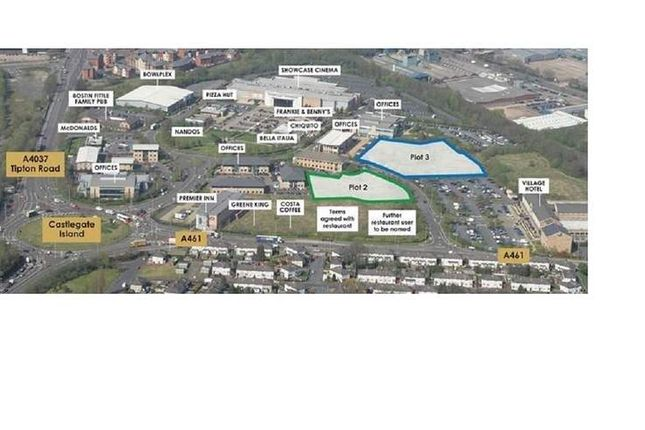 Thumbnail Land for sale in Castlegate Business Park Castlegate, Dudley