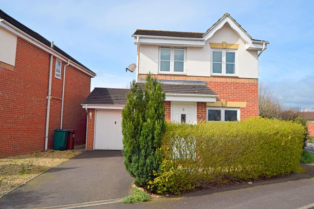 Thumbnail Detached house for sale in Norman Drive, Culllompton