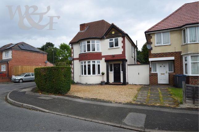 Thumbnail Detached house for sale in Fern Road, Erdington, Birmingham