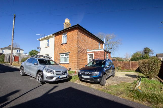 Thumbnail Semi-detached house for sale in Mitchells Road, Ryde, Isle Of Wight
