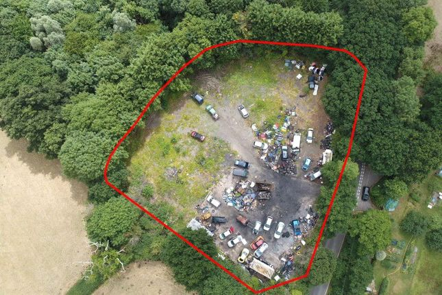 Thumbnail Land for sale in Redhills, Exeter