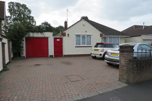 Thumbnail Detached bungalow for sale in Okebourne Road, Brentry, Bristol