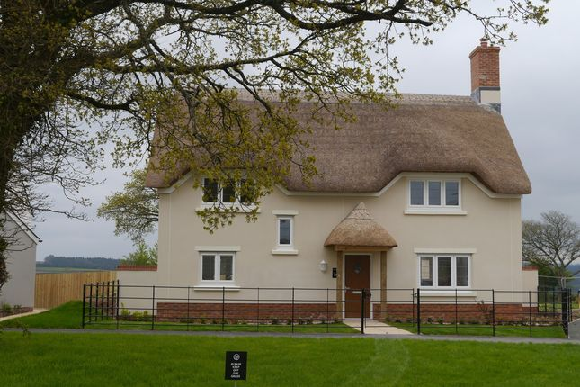 Thumbnail Detached house for sale in Plot 17, Ladywell Meadows, Chulmleigh