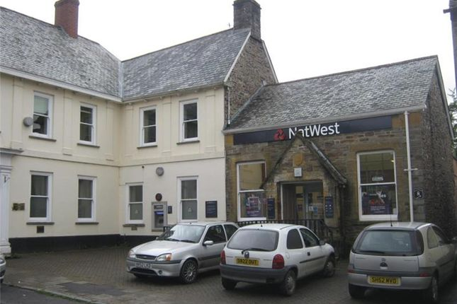 6, Bank Square, Dulverton, Somerset, UK TA22