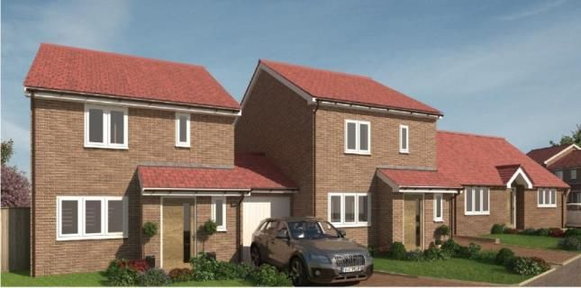 Thumbnail Link-detached house for sale in The Fenwicks, 623A Bristol Road South, Northfield, Birmingham