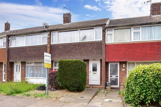 Thumbnail Terraced house for sale in Rhodaus Close, Canterbury, Kent