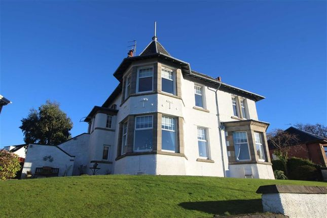 Thumbnail Flat for sale in Tower Drive, Gourock